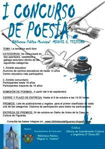 Quique Roxíos gana el primer concurso de poesía Miguel G. Teijeiro de Figueras