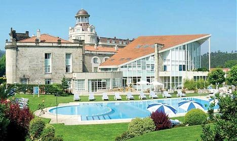 turismo galicia balneario mondariz
