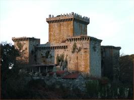 castillo de cambre 1