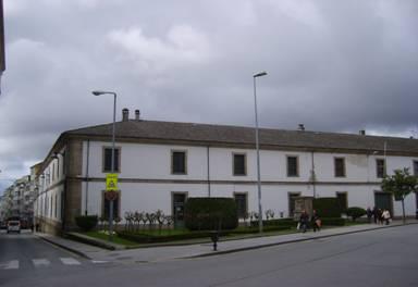 cuartel lugo
