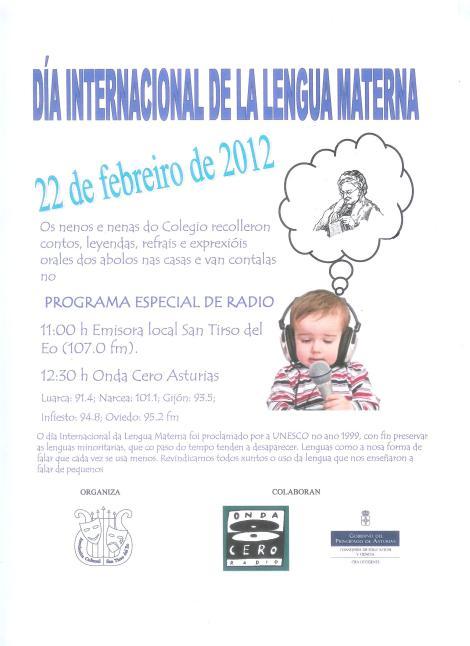 Día Inter. Lengua Materna 2012