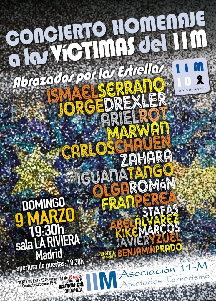 Concierto Homenaje a las Víctimas del 11M