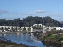 A AP9 salva a ría de Betanzos cun viaduto no Pedrido