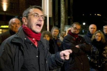 Monedero, esperpéntico personaje de la casta que asoma, representada en Podemos.