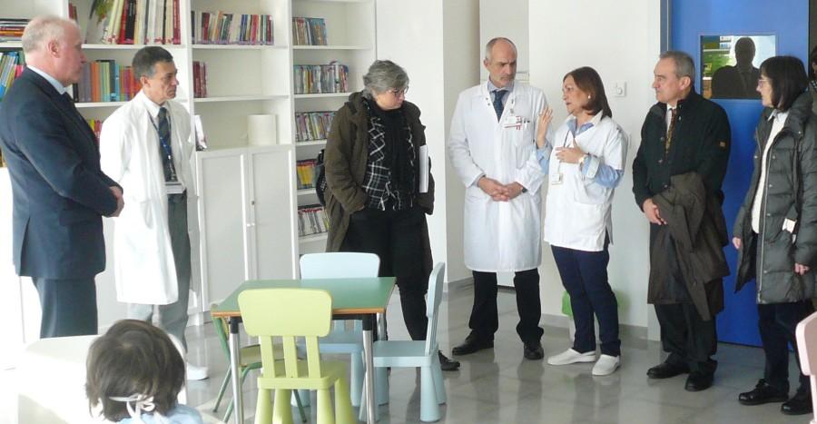 2015_02_09 visita aulas hospitalarias