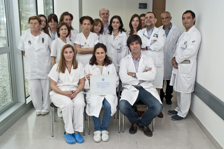 El servicio de dermatolog a del huca logra el premio for Servicio de empleo