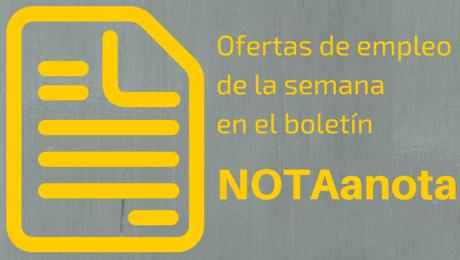 Ofertas de empleo de la semana en el NAN – Astur Galicia ... - photo#20