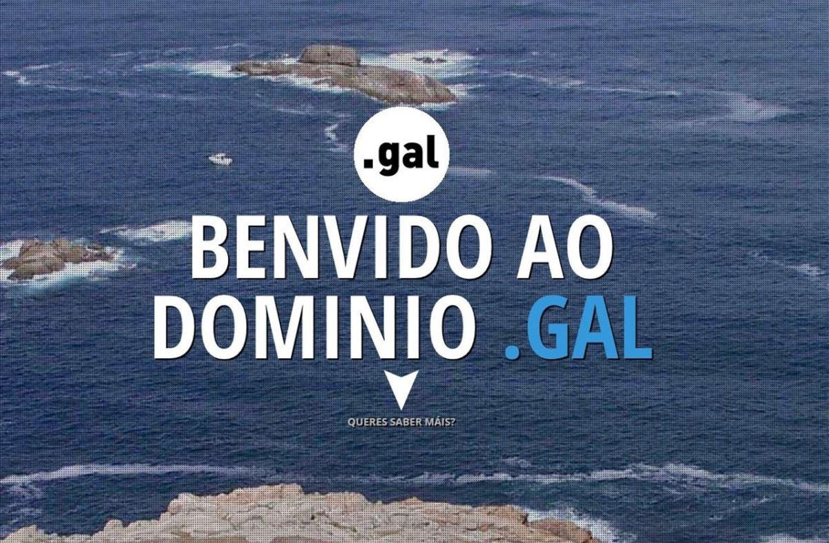 El correo electrónico y la web de la Xunta de Galicia emplean ya el dominio .gal