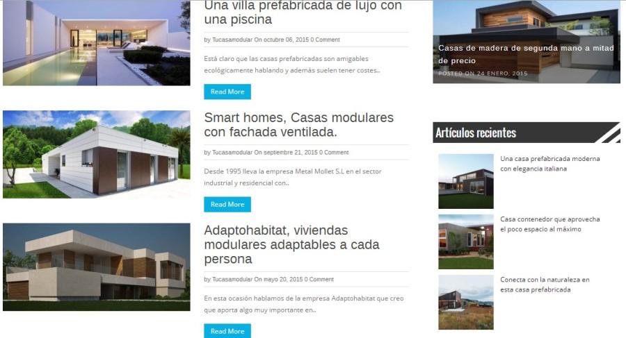 La demanda de casas prefabricadas se dispara en el norte - Casa prefabricada galicia ...