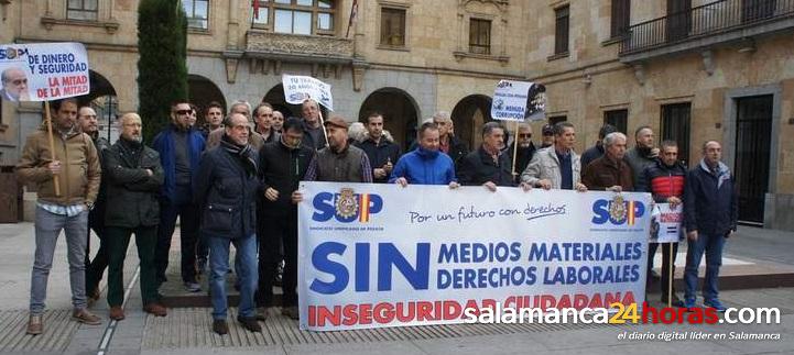 sindicatounificadopoliciaprotestafaltamedios