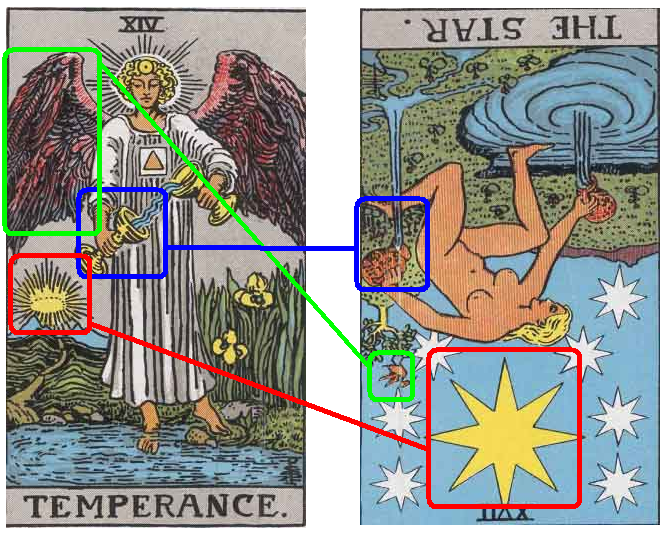 tarottemperance-star