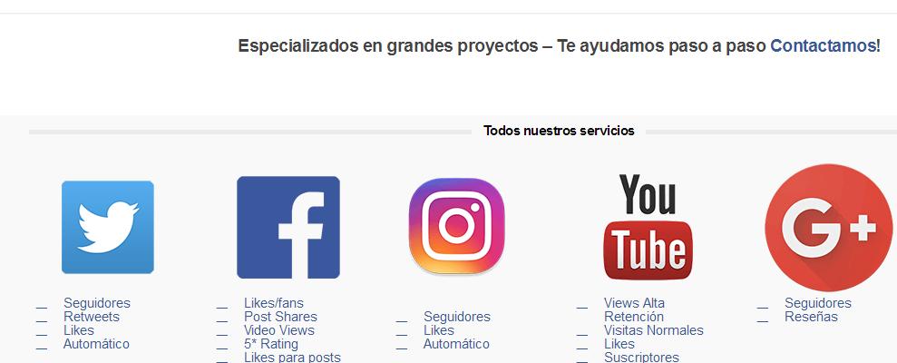 La compra de likes y visitas en You Tube y otras redes sociales se  consolida como parte fundamental del marketing online – Astur Galicia  Noticias 1088d4da66ea