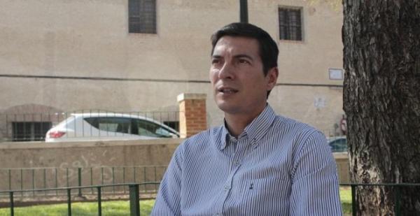 Rafa Garcia, candidato a la secretaría general del PSPV-PSOE