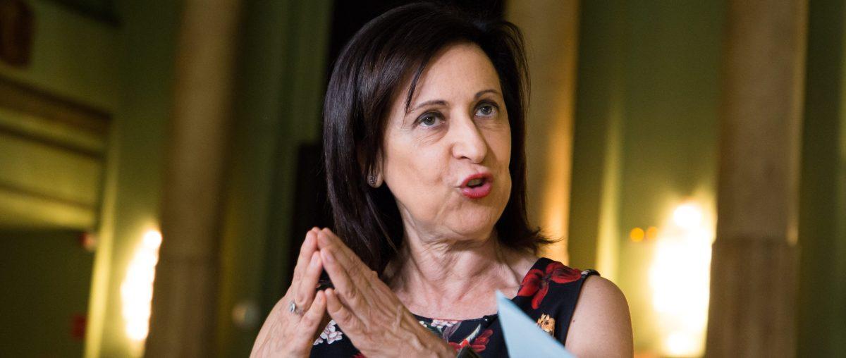 """Margarita Robles: """"El PSOE no dará un cheque en blanco a Rajoy para Cataluña"""""""