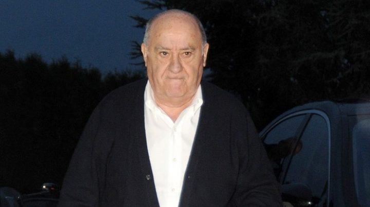 Amancio Ortega, fundador de Inditex y de Pontegadea.