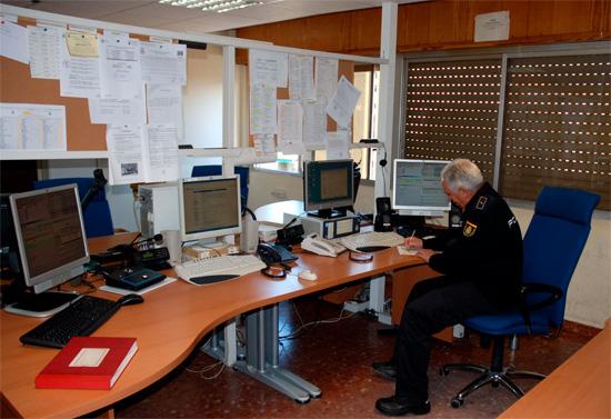Asipol denuncia la falta de personal en la sala del 091 for Sala 091 madrid