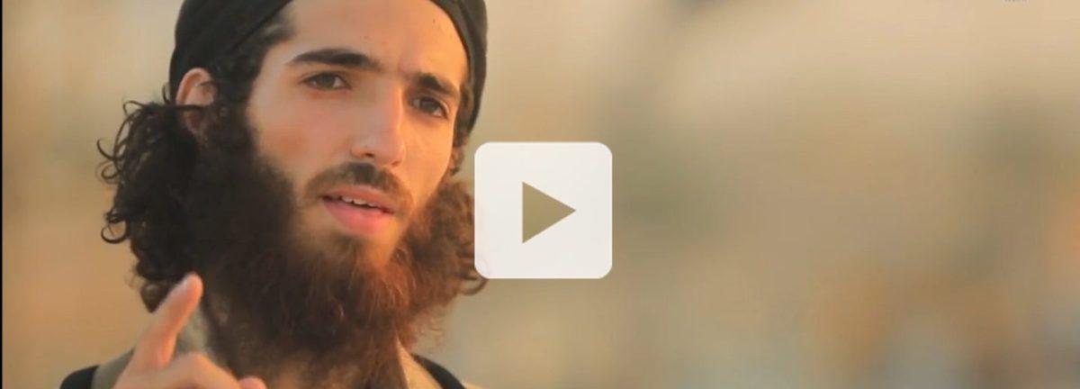 El primer vídeo del Daesh en castellano demuestra el aumento de la amenaza yihadista del Islam que se nos viene encima mientras Occidente sigue durmiendo en el buenismo y la pasividad