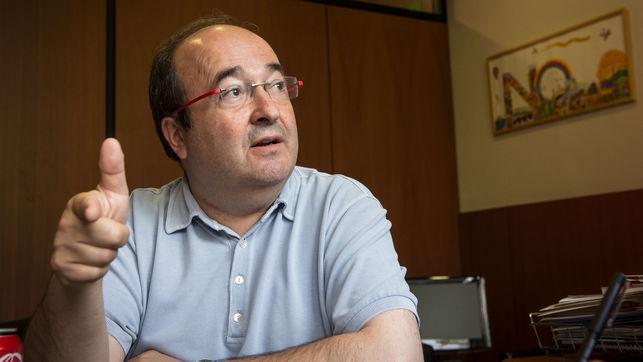 Miquel Iceta; PSC