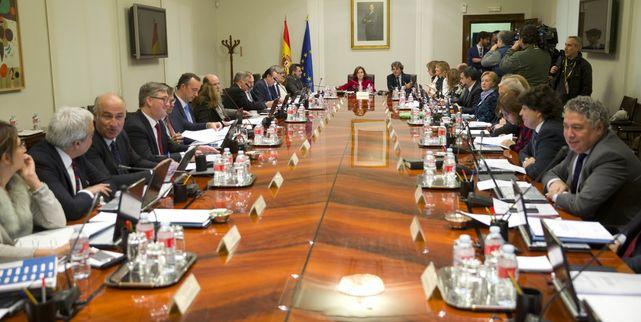 Comisión de Secretarios de Estado y Subsecretarios.