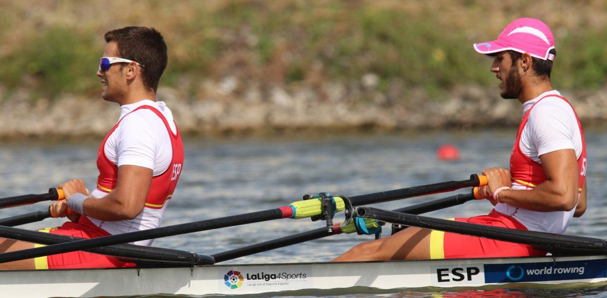 ANDRÉS LINERA, 12º EN EL MUNDIAL DE REMO El Veigueño consiguió mantenerse entre los mejores del mundo en la modalidad, aunque este año las circunstancias no le permitieron llegar a la gran final del Mundial, como sí alcanzara en el 2017