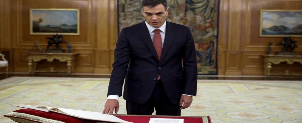 Sánchez incumplirá la Constitución si no presenta los Presupuestos en el Congreso - El Español
